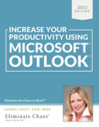 Outlook 2013 Book Cover
